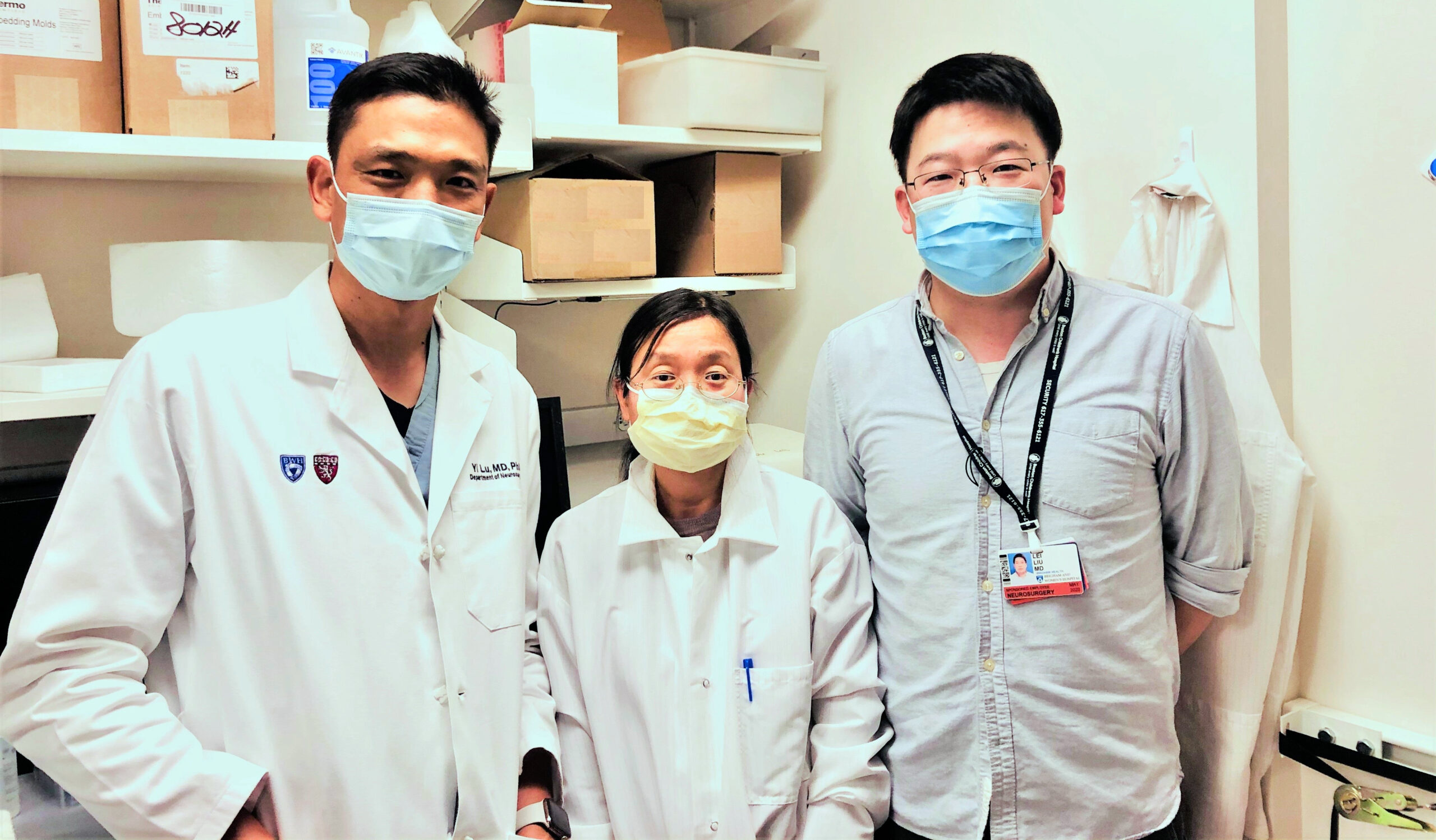 Yi Lu, MD, PhD